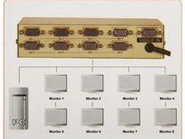 Разветвитель VGA на 8 мониторов