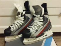 Коньки хоккейные Bauer 38р