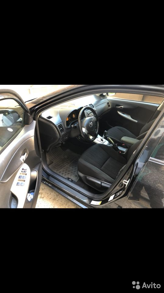 Toyota Corolla, 2008  89285162697 купить 10