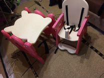 Стол трансформер для кормления