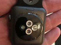 Продам Apple watch series 2 42 мм Nike