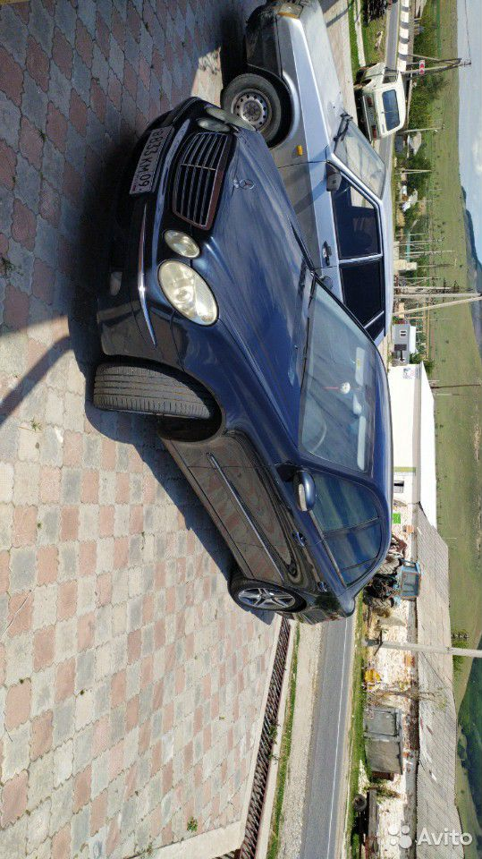 Mercedes-Benz E-класс, 2004  89632850228 купить 2