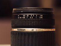 Объектив Tamron 18-200