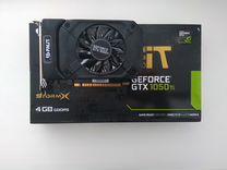 Palit geforce GTX 1050ti storm 4GB DDR5