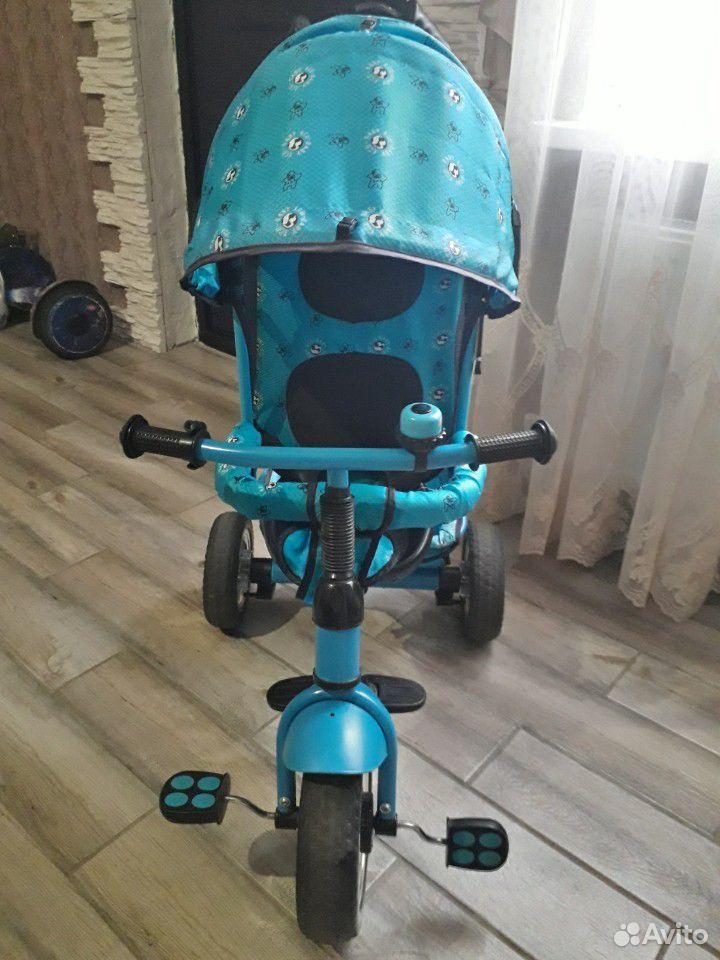 Трехколесный велосипед  89180951366 купить 5