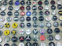 Заглушки на литые диски