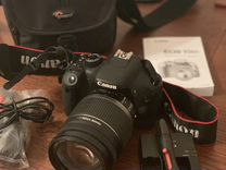 Canon 550 + объектив Canon 18/200