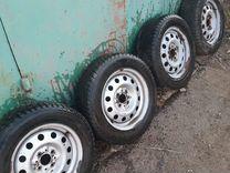 Колеса зимние — Запчасти и аксессуары в Саратове