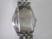 Наручные часы с браслетом с автоподзаводом orient