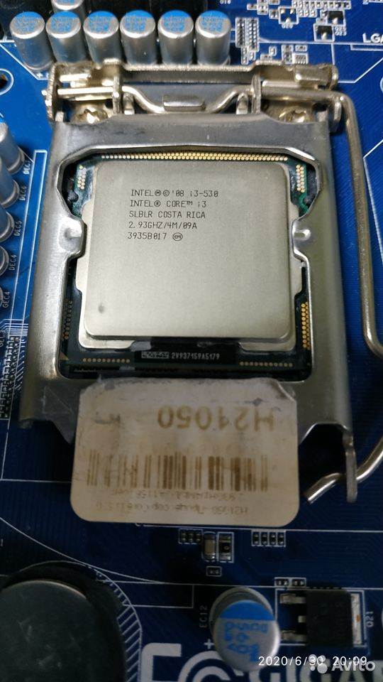 Процессор Intel i3-530 1156
