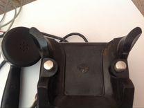 Телефон старинный СССР