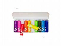 Батарейки Xiaomi Mi Rainbow AA
