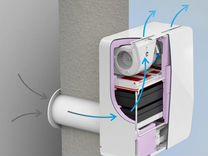 Приточная вентиляция Бризер Tion 3s standart