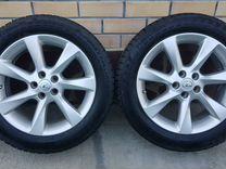 Оригинальный комплект колес Lexus RX