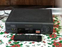 Видеомагнитофон soni