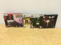 Продам игры на PC лицензионные