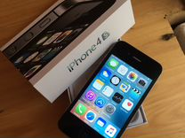iPhone 4s 32gb в прекрасном состоянии