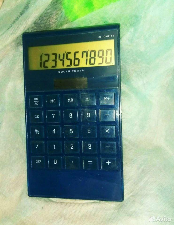 89632955634  Калькулятор IKEA на солнечной батарее