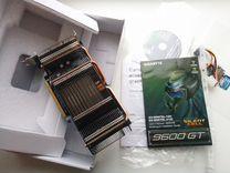 Gigabyte nVidia GeForce 9600GT Silent Cell 512Mb