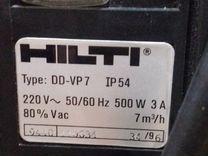 Вакуумный насос hilti DD-VP7