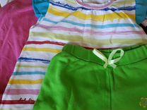Пакет платьев на девочку от 1.5 до 3 лет