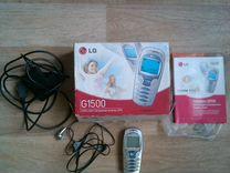 "Телефон"" LG G 1500"""