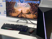 Игровой/Core i3-9100F/DDR4-8G/SSD-240G/GTX1060