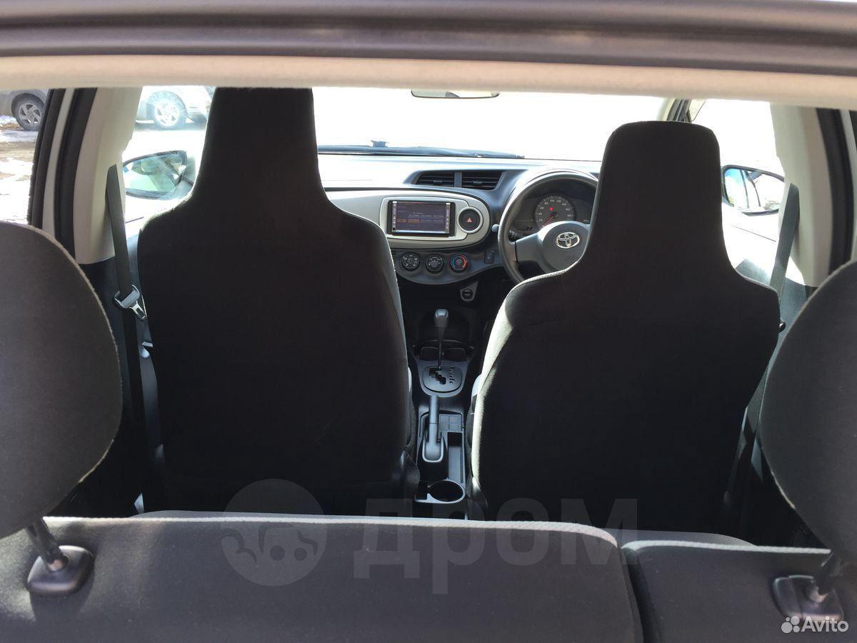 Toyota Vitz, 2011  89662715007 купить 10