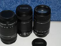 Объектив Canon EF-S 55-250mm F/4-5.6 IS II (58mm)