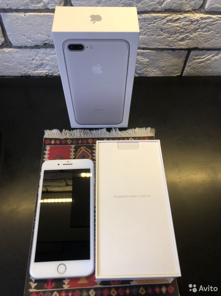 Apple iPhone 7 Plus 128gb 89113647282 купить 2