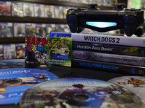 Sony PS4 на 500 Gb сразу + 4 игры
