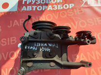 Кронштейн Крепления компрессора реф Isuzu Elf 4HG1 — Запчасти и аксессуары в Новосибирске