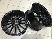 Новые диски Vossen VPS305 R18 5х114 на Hyundai