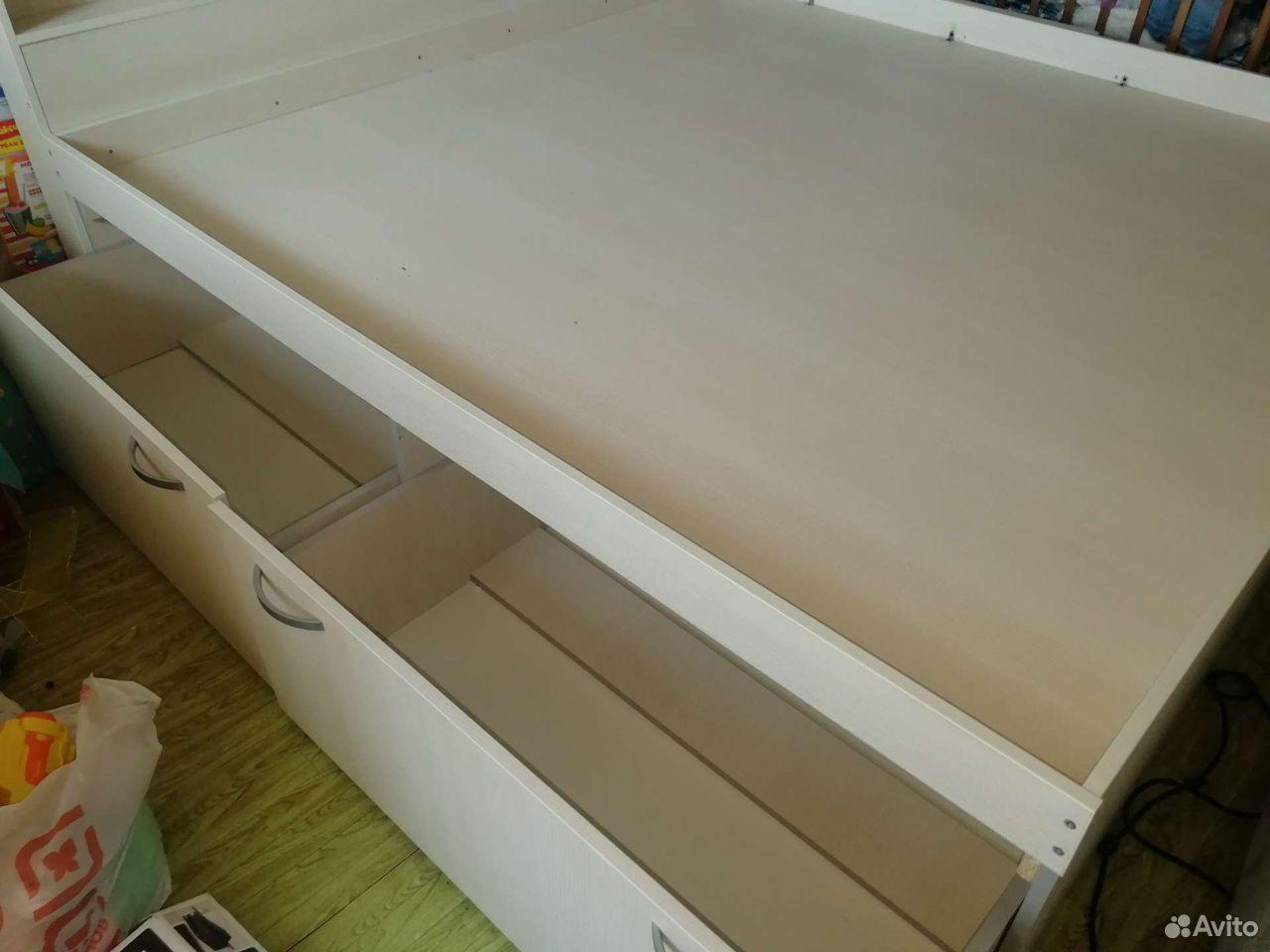 Кровать с матрасом 2,0 * 2,0 метра  89173310344 купить 3