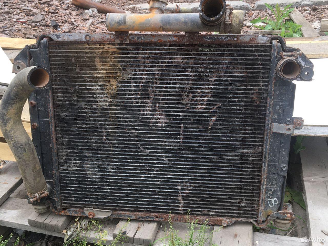 Радиатор основной Nisan caravan  89538800045 купить 1