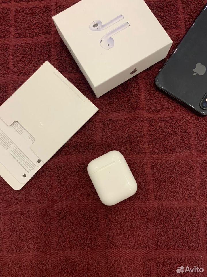 AirPods 2 Wireless  89826212217 купить 2