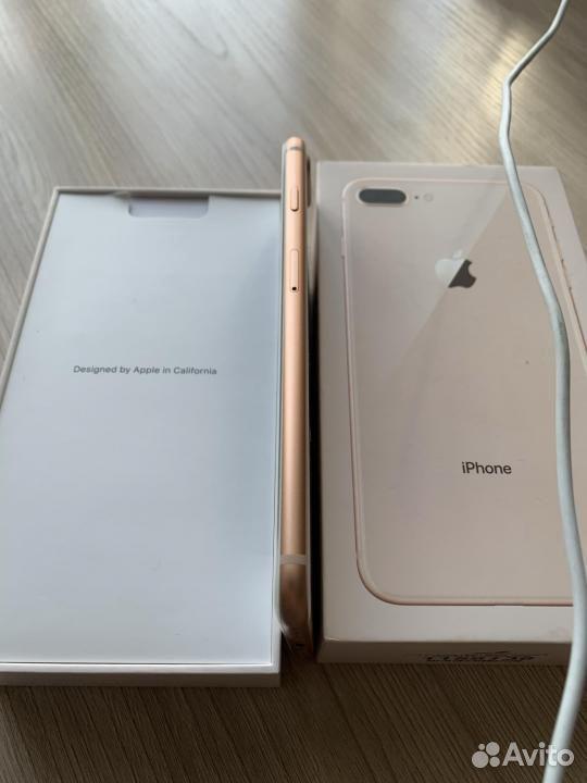 iPhone 8 Plus 64 GB (Gold)  89044061814 купить 3