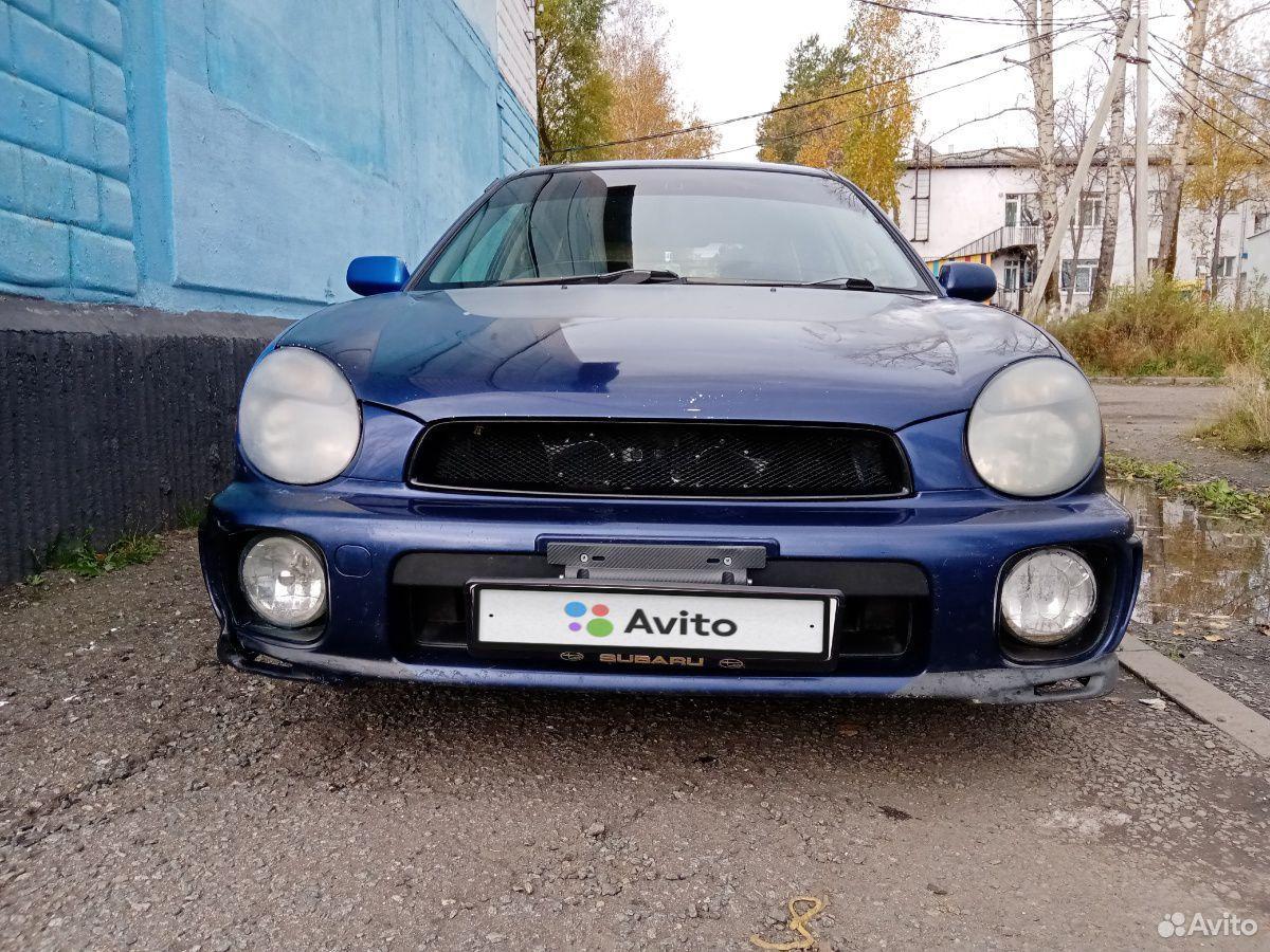 Subaru Impreza, 2000  89098167530 купить 7