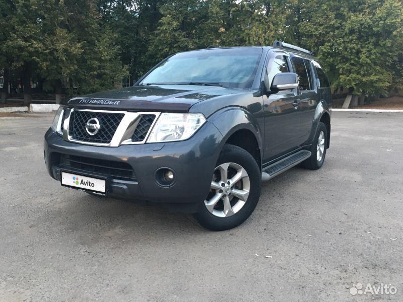 Nissan Pathfinder, 2011  89036551173 купить 1