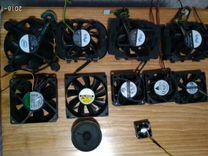 Вентиляторы для компьютера