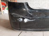 Задний бампер lacetti седан 2007г