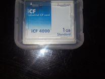 Карта памяти Compact Flash 1 Gb