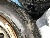Колеса daewoo matiz зима