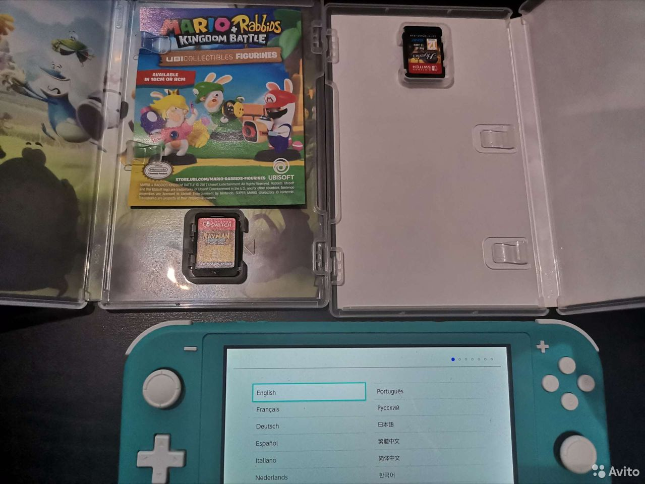 Nintendo switch lite  89869867148 купить 2