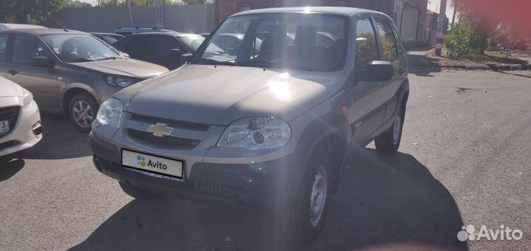 Chevrolet Niva, 2011  89063919872 купить 1