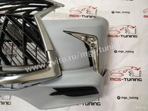 Передний бампер Lexus LX 570 Superior 12-15 гг