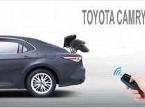 Toyota Camry электропривод багажника