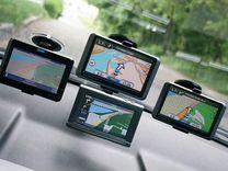 Навигаторы в наличии, планшеты