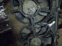 Радиатор основной Опель фронтера б дизель