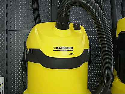 Хозяйственный пылесос Karcher WD 2